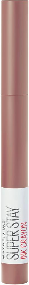 Maybelline - Maybelline New York Superstay Ink Crayon Trust your gut 10
