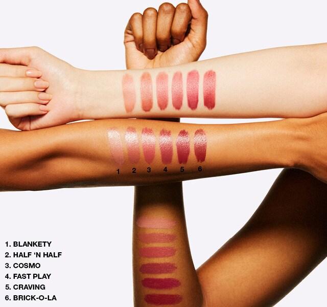 maccosmetics.com - Amplified Lipstick