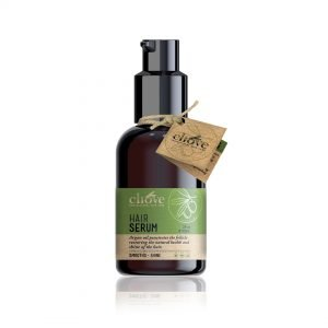 Cliove Organics - Hair Serum by Cliove w/3 Organic Oils - 2oz