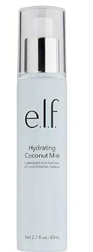 E.l.f Cosmetics - e.l.f. Cosmetics Hydrating Coconut Mist 2.7oz, pack of 1