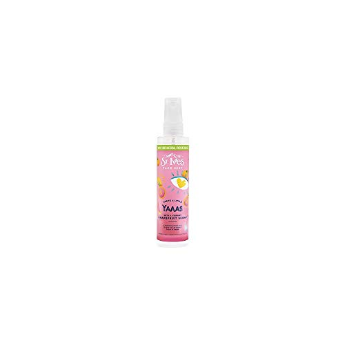 Hydrating - Face Mist Yaaas, Grapefruit Scent, 4.23 fl oz each (Pack of 2)