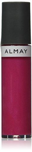 Almay - Almay Color + Care Liquid Lip Balm - 500 Pink Pout - Net Wt. 0.24 FL OZ (7.1 mL) Per Balm - Pack of 5 Balms