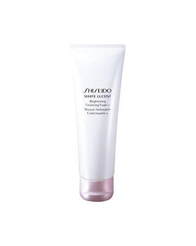 Shiseido - Shiseido White Lucent Brightening Cleansing Foam for Unisex, 4.7 Oz
