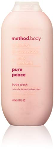 Method - Method Body, Body Wash, Pure Peace, 18 fl oz (532 ml)