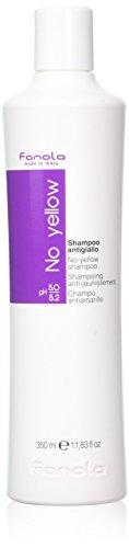 Fanola - Fanola No Yellow Shampoo, 350 ml
