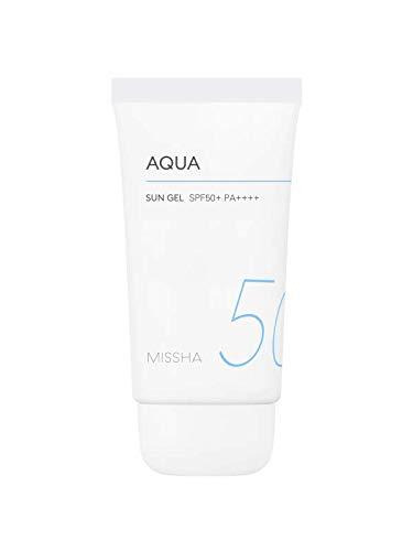 Missha - All-around Safe Block Aqua Sun Gel Spf50+/pa+++ 50ml