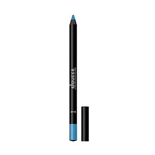Doucce - Doucce Doucce ultra precision waterproof eyeliner pencil, blue, 0.044 Ounce