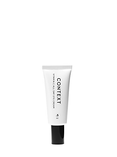 amazon.com - Context Vitamin C All Day Eye Cream - Powerful Anti Aging, Promotes Cell Turnover, Evens Skin Tone, Eliminates Fine Lines and Wrinkles by Context Skin