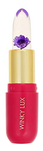 Winky Lux - Winky Lux Womens Purple Flower Lip Balm