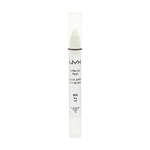 NYX - Nyx Jumbo Eye Pencil 604 Milk 3pack