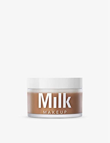 Milk Makeup - Blur + Set Matte Loose Setting Powder Translucent Deep - undefined