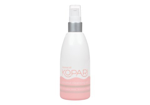 Kopari Beauty - Kopari Coconut Cleansing Oil, Gentle Oil-Based Daily Facial Cleanser, Moisturizing & Hydrating Face Wash, Makeup Remover, Dermatologist-Tested, Cruelty-Free, phthalate-free, Non GMO, Vegan, 5.1 Oz
