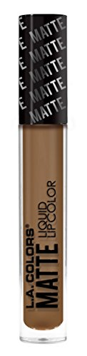 L. A. Colors - Matte Liquid Lip Color, Suede