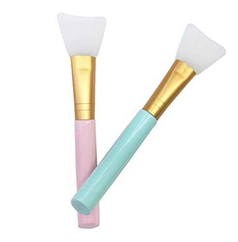 Lemoncy - Silicone Facial Mask Brush