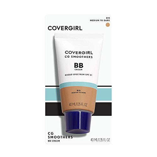 Covergirl - Smoothers Lightweight BB Cream Medium to Dark 815