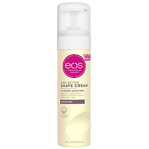Eos - Ultra Moisturizing Shave Cream, Vanilla Bliss