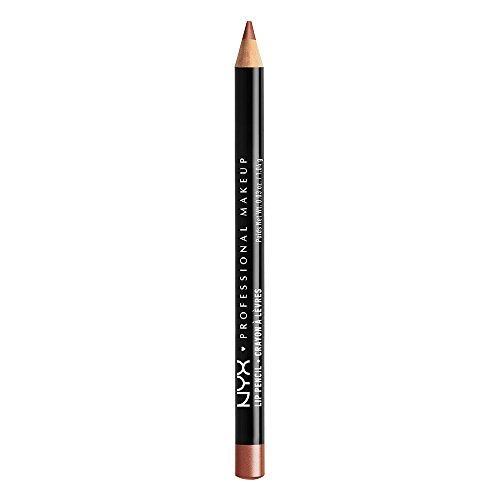 NYX - Slim Lip Liner Pencil, Mauve