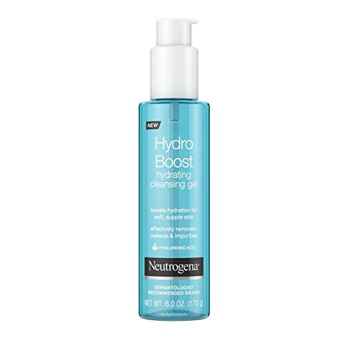 Neutrogena - Neutrogena Hydro Boost Hydrating Gel Cleanser, 6 Ounce