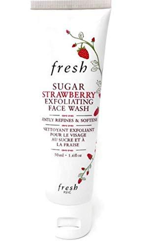 F-R-E-S-H - FRESH Sugar Strawberry Exfoliating Face Wash 50ml/1.6 fl. ounces -