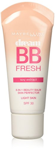 Maybelline - Dream Fresh BB Cream SPF 30, Light