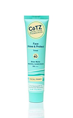 Cotz - Cotz Face Natural Skin Tone SPF 40, 1.5 Ounce