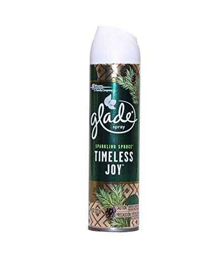 Glade - Glade Room Spray Air Freshener Timeless Joy, 8 Fluid Ounce