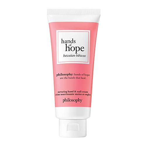 philosophy - Philosophy Hands Of Hope for Unisex Hand Cream, Hawaiian Hibiscus, 1 Ounce