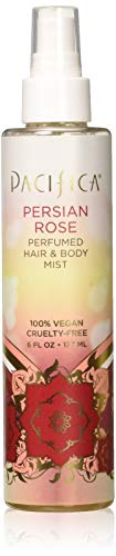 Pacifica - Pacifica Beauty Perfumed Hair & Body Mist, Persian Rose, 6 Fluid Ounce
