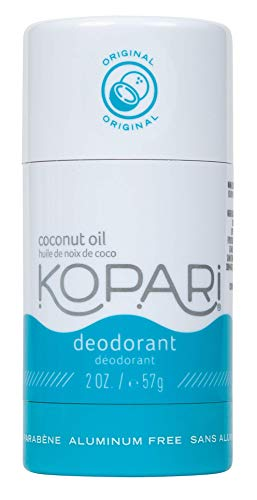 Kopari Beauty - Deo Parent (Original & Charcoal, 2.0 oz (2 Pack))