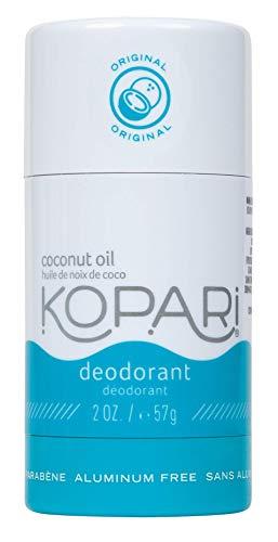 Kopari Beauty - Deo Parent (Original & Charcoal, 2.0 oz (2 Pack))