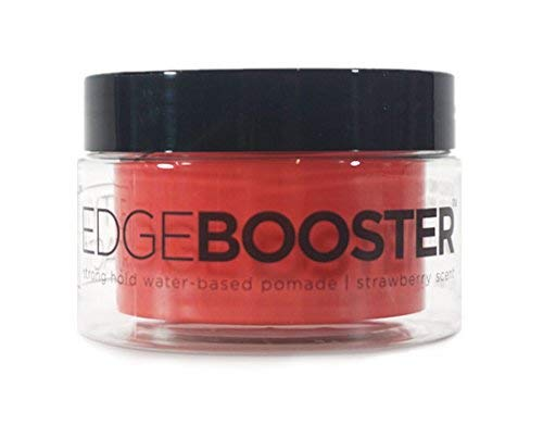 Style Factor Edge Booster Strong Hold Water-Based Pomade Control Gel