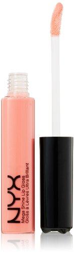 NYX - Mega Shine Lip Gloss, Nude Pink