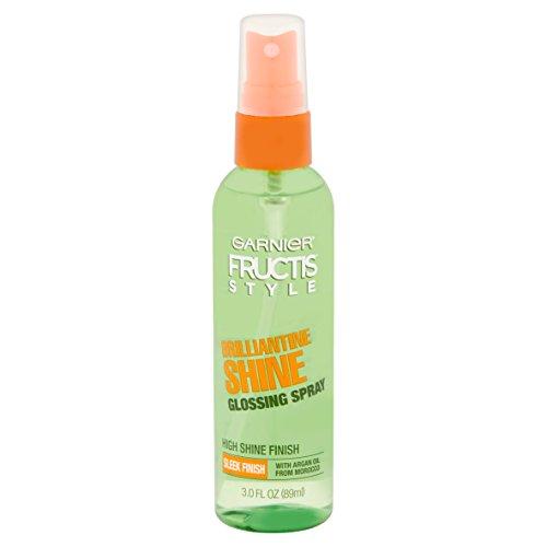 Garnier Garnier Fructis Style Brilliantine Shine Glossing Spray 3 Oz (Pack of 6)