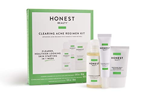 Honest Beauty - Honest Beauty Clearing Acne Regimen Kit