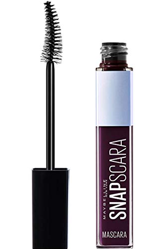 Maybelline - New York Snapscara Washable Mascara, 320 Black Cherry (Pack of 2)