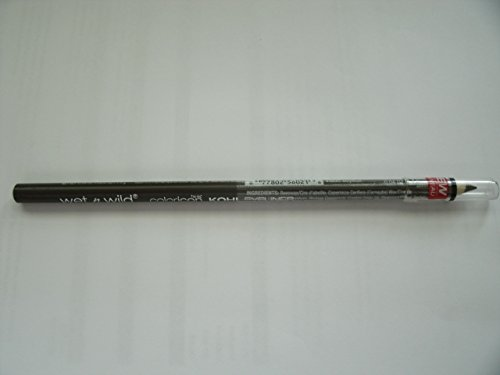 Wet N' Wild - Wnw Eyelnr 603a Pencil Br Size 0.04o Wet & Wild Color Icon Kohl Eyeliner Pencil 603a Simma Brown Now! 0.04oz