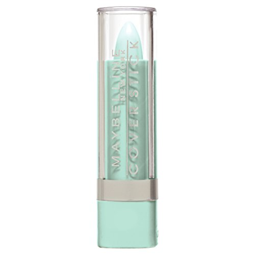 Maybelline - Maybelline New York Cover Stick Concealer, Green 195, 0.16 Ounce
