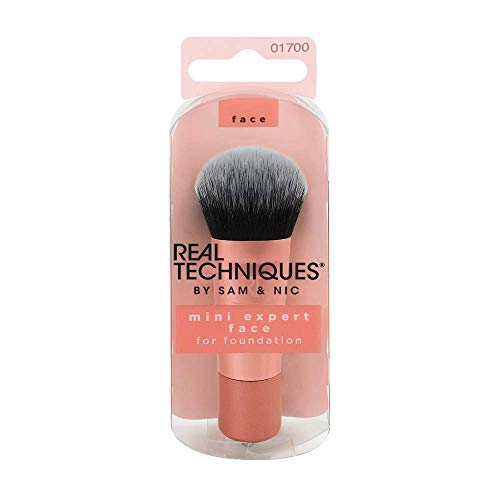 Real Techniques by Samantha Chapman - Real Techniques by Samantha Chapman Mini Expert Face Brush 1 Brush