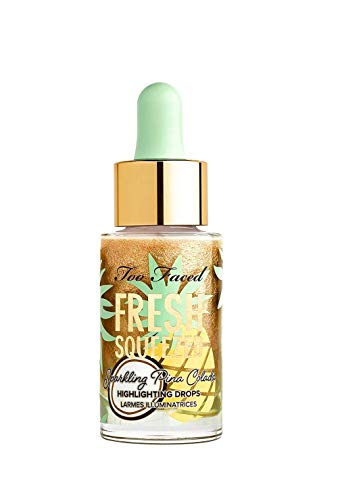 Toofaced - Tutti Frutti Fresh Squeezed Highlighting Drops, Sparkling Pina Colada
