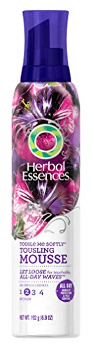 Herbal Essences - Herbal Essence Mousse 6.8 Ounce Tousle Me Softly Tousling (201ml) (2 Pack)