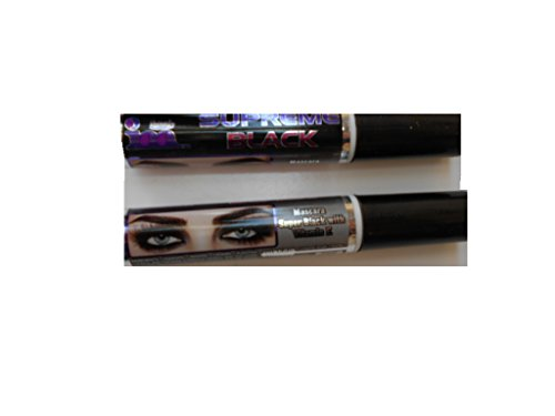 Imnatural - IM NATURAL SUPREME BLACK MASCARA WITH VITAMIN E 0.45 OZ.