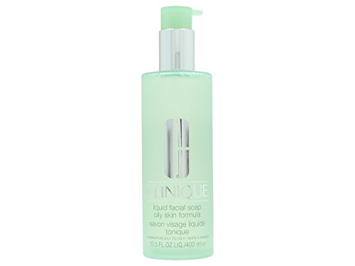 Clinique - Clinique Liquid Facial Soap Oily Skin Formula - 13.5 Oz