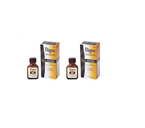 Bigen Bigen Powder Hair Color 0.21oz (2 Pack)
