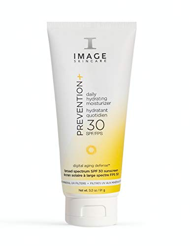 Image Skincare - IMAGE Skincare Prevention+ Daily Hydrating Moisturizer SPF 30+, 3.2 oz.