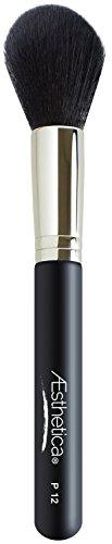 Aesthetica - Aesthetica Professional Powder Makeup Brush - Vegan and Cruelty Free
