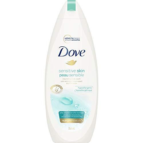 Dove - Dove Sensitive Skin Nourishing Body Wash, 12 Fluid Ounce (Pack of 3)
