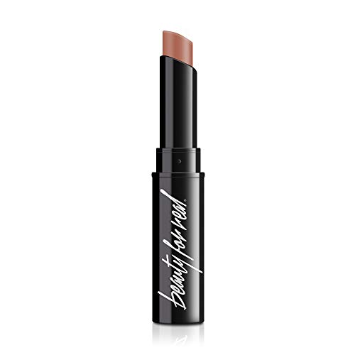 Beauty for Real - Bronze Shimmer | Sheer | Lip Revival All-Natural Tinted Lip Balm Makeup by BFR | with Organic Plant Oil Antixodiants | Vegan & Paraben and Cruelty Free | Smooth Soft Lip Conditioning and Moisturizing
