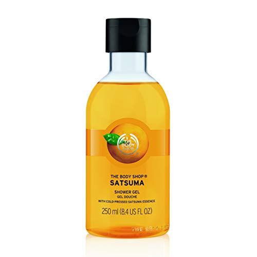 The Body Shop - The Body Shop Shower Gel, Satsuma, 8.4 fluid ounces (Packaging May Vary)