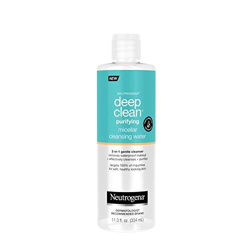 Neutrogena - Neutrogena Deep Clean Purify Micellar Cleansing Water