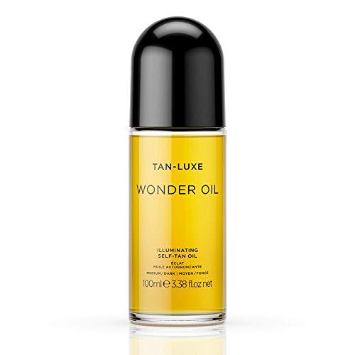 Tan-Luxe - WONDER OIL Illuminating Self-Tan Oil